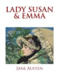 Image of LADY SUSAN and EMMA, JANE AUSTEN, LARGE 14 POINT FONT PRINT