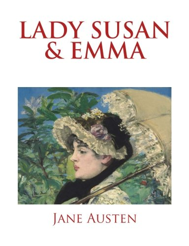 Download LADY SUSAN and EMMA, JANE AUSTEN, LARGE 14 POINT FONT PRINT pdf