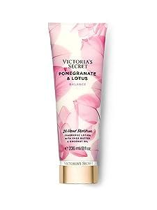 Victoria Secret Pomegranate & Lotus Fragrance Lotion 8 Fl OZ (Pomegranate & Lotus)