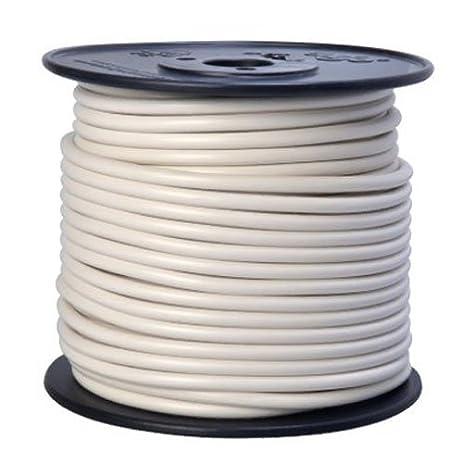 Southwire 55671923 Primary Wire, 10-Gauge Bulk Spool, 100-Feet ...