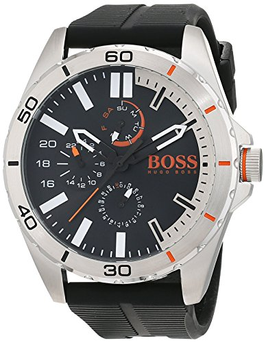 Hugo Boss Orange Berlin Multi 1513290 Mens Wristwatch Solid Case