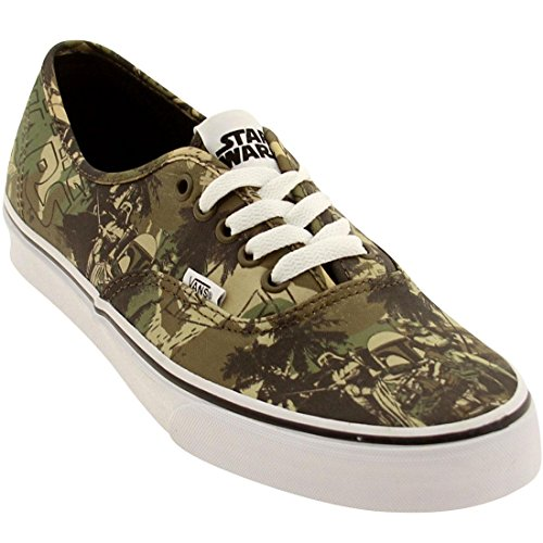 fd3463672ff829 Vans Unisex Authentic Casual Shoes 42010141 Star Wars (VN-0W4NDJH) (USM 10