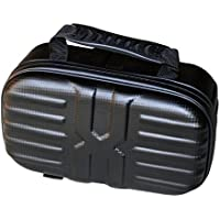 Vatra Double Decker XL Smell Proof Case Black 10.5X6.5