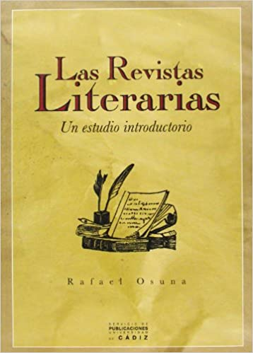 Revistas literarias, las: Un estudio introductorio: Amazon ...