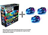 Magic Tracks 220-Piece Glow-in-the-dark Racetrack and Car Play Review and Comparison
