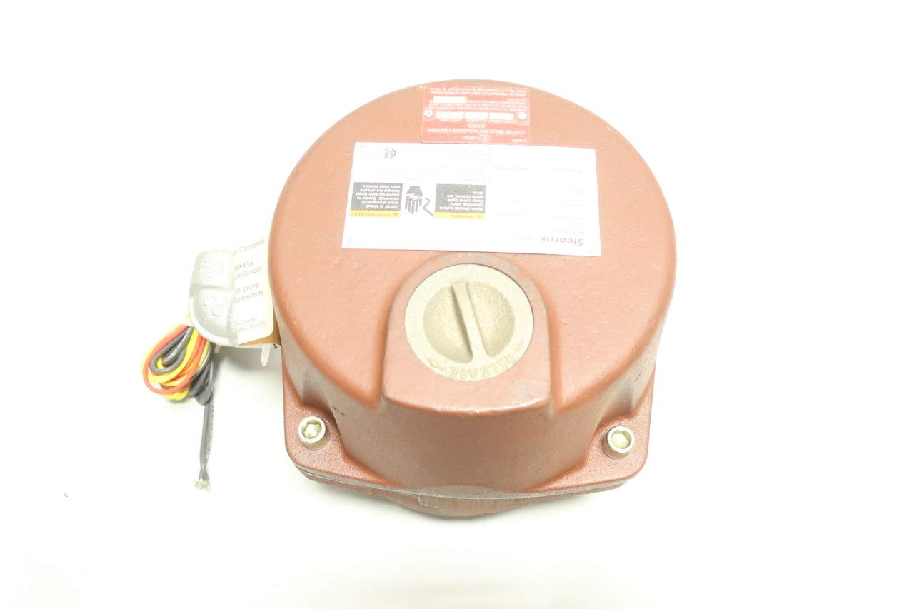 REXNORD 106536105DQB Stearns Brake Motor Assembly REV E 15LB-FT 460V-AC: Amazon.com: Industrial & Scientific