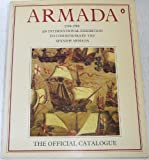 Front cover for the book Armada, 1588-1988 by M. J. Rodriguez-Salgado