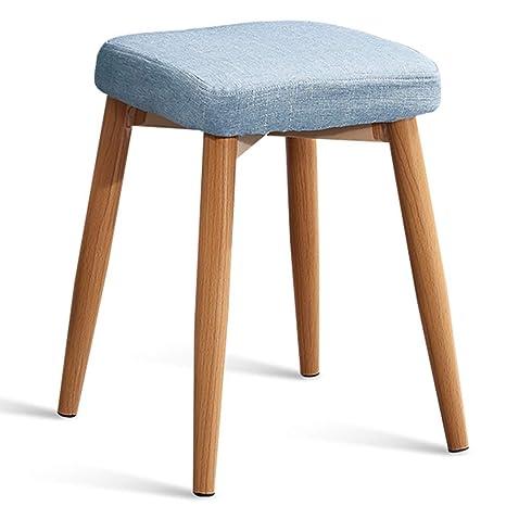 Amazon.com: LJFYXZ Juego de sillas de comedor de estilo de ...