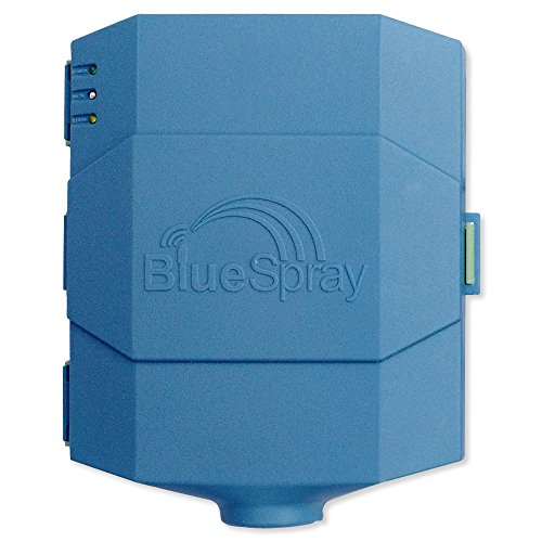 BlueSpray BSC08i-UE 8 Zone WiFi Pro Smart Sprinkler Irrigation Controller