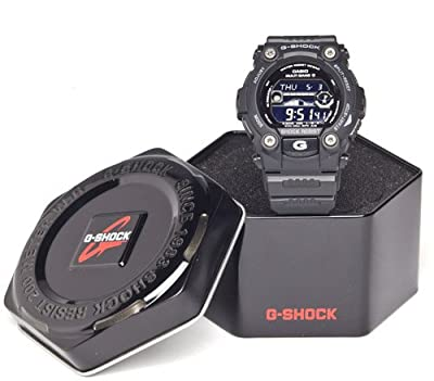 G-Rescue Solar Atomic Classic Color Watch