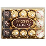 Ferrero Rocher - Ferrero Collection: Rocher, Raffaello, Roundnoir - 172g