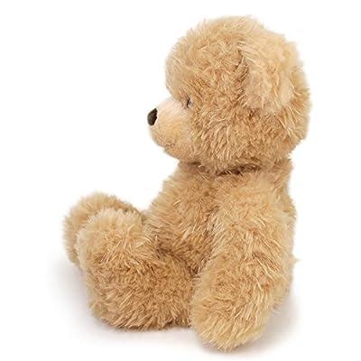 GUND Ginger Teddy Bear Stuffed Animal Plush, Beige, 15
