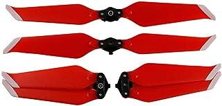 iBaste-IT 2pcs Pieghevole Paddle per DJI Mavic 2 8743F Colorful Plstic PC Compound Paddle Elica Accessori