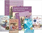 img - for The Purple Book, Learning Language Arts Through Literature, 5th Grade Complete Set, 2015 Edition book / textbook / text book