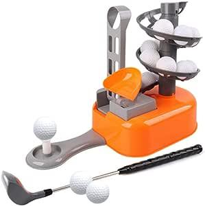 tidystore Máquina De Pelotas De Golf Juguetes para Niños