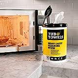 """Tub O Towels TW90  Heavy-Duty 10"""" x 12"""" Size"""
