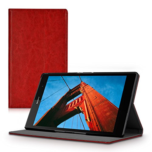 Tablet Case for Xperia Tablet Z3 Red) - 1