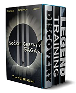 The Socket Greeny Saga: A Science Fiction Saga by [Bertauski, Tony]