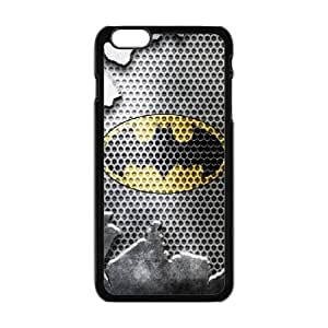 Changetime Cool Licensed Batman Protector Case for iPhone 6 Plus 5.5