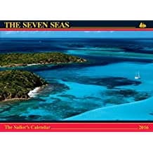 The Seven Seas Calendar 2016: The Sailor's Calendar by Ferenc M??t?? (2015-08-15)