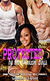 img - for Protected by the Maxam Boys: BWWM Threesome MFM Alpha Male Romance book / textbook / text book
