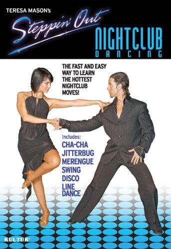 Steppin' Out Nightclub - Teresa Mason