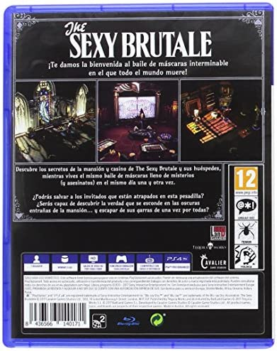 The Sexy Brutale: Full House Edition: Amazon.es: Videojuegos