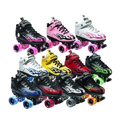 Sure-Grip Rock Flame Skate TriColor sz 10 by Sure-Grip