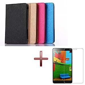 "Junsi Hard Leather Case Cover +Film +Headphone For 10.43"" Google Pixel C Tablet Colour Red Nuevo estilo"