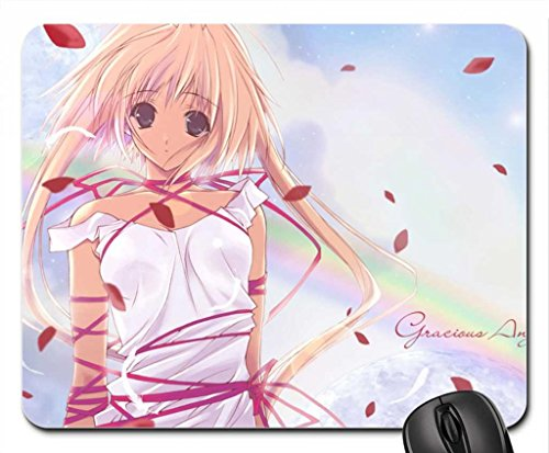 Gracious-Angel Mouse Pad, Mousepad (10.2 x 8.3 x 0.12 inches)