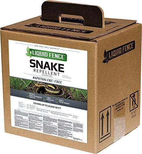 Liquid Fence Snake Repellent Granular, - Repellent Granular Snake