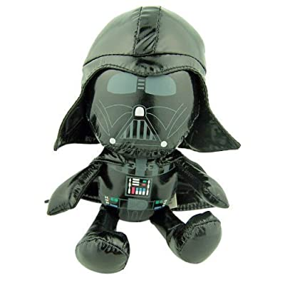 "Star Wars Character Darth Vader 10"" Plush Stuffed Animal Collectible Figure Toy: Toys & Games"