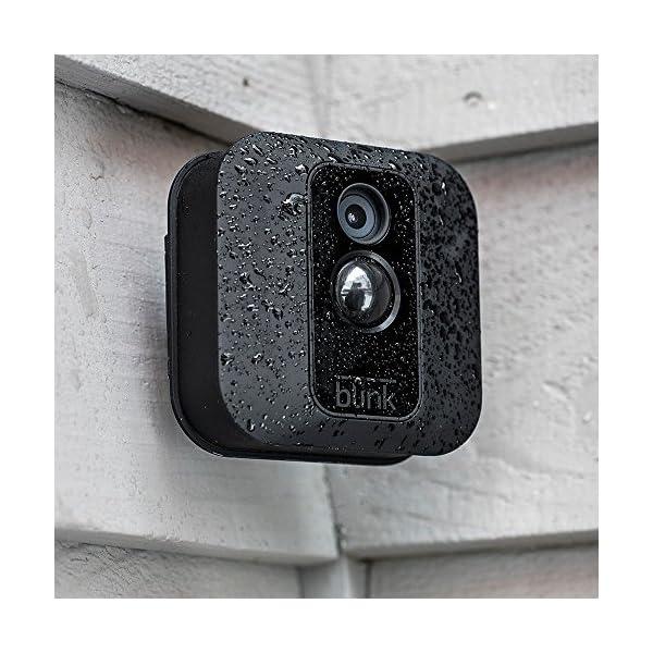 Sistema di telecamere per la sicurezza domestica Blink XT, per esterni, con rilevatore di movimento, video in HD… 4 spesavip