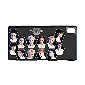 Generic Smart Design Back Phone Cover For Teen Girls Printing With Exo For Z3 Xperia Sony Choose Design 1