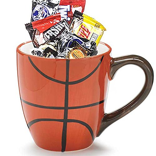 Basketball from Gift Basket