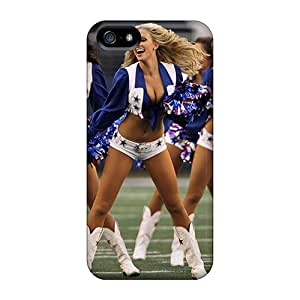 New Dallas Cowboys Cheerleaders 2013 Tpu Skin Case Compatible With Iphone 5/5s
