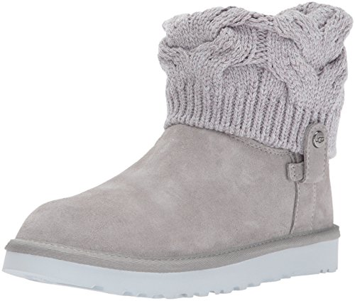 Ugg Color Beige Kniting Boots Women's Saela Gris With In 0wqHr4U0n