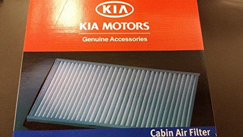 2013-2015 Kia Soul Air Filter (B2F79-AQ000) ()
