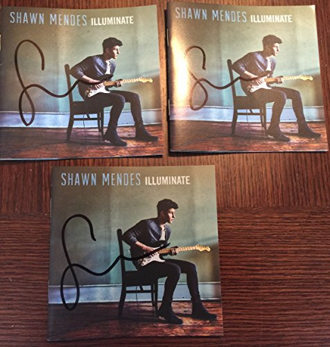 Illuminate Deluxe Shawn Mendes: Best Entertainment Collectible Compact Discs & Inserts