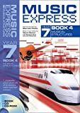 img - for Music Express: Music Express Year 7 Book 4: Musical Structures (Bk. 4) book / textbook / text book