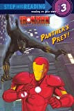 Iron Man: Panther's Prey! (Turtleback School & Library Binding Edition) (Iron Man Armored Adventures (Pb))