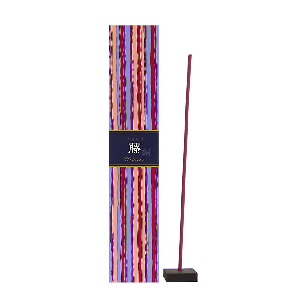【後払い手数料無料】 Nippon Kodo Kayuragi WISTERIA Japanese Incense Sticks – WISTERIA 40 Sticks Kodo Sticks 1 38402 1 B0015DAPRY, オリジナル ボーシ イノウエ:95d37136 --- egreensolutions.ca