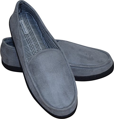 Perry Ellis Slip Moccasins Slippers