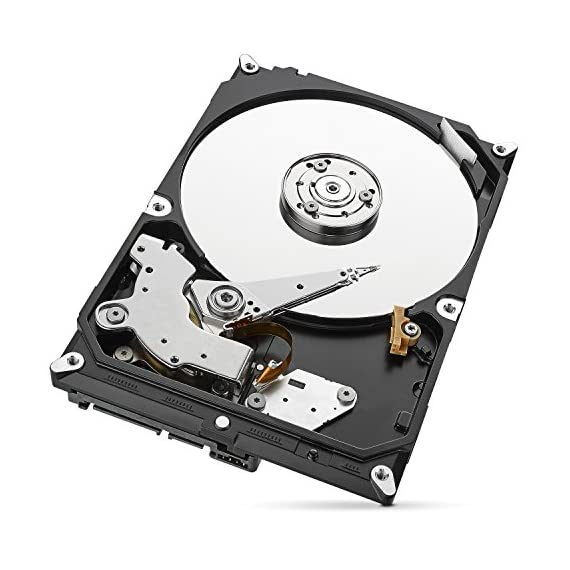 Seagate SkyHawk 1TB Surveillance Hard Drive - SATA 6Gb/s 64MB Cache 3.5-Inch Internal Drive (ST1000VX005) 2 Custom-built for surveillance applications with Image Perfect firmware for crisp, clear, 24×7 video workloads Maximum 180TB/year workload rating-3× the workload rating of desktop drives-for reliable performance in write-intensive surveillance systems Rotational vibration (RV) sensors help maintain performance in RAID and multi-drive systems (4TB or higher)