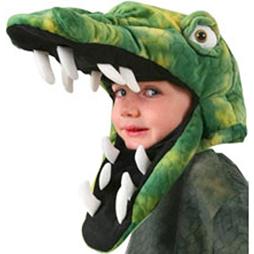 Child's Crocodile Costume Hat -