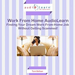 Finding Your Dream Work-from-Home Job without Getting Scammed!