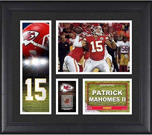 Patrick Mahomes II Kansas City Chiefs Framed 15
