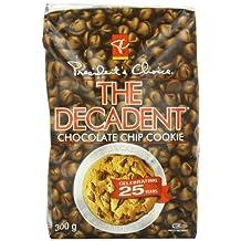 President's Choice The Decadent Cookies, Chocolate Chip, 350 Grams/12.35 Ounces