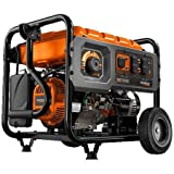 Generac RS7000E Portable Generator, 420cc