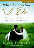 When Sinners Say I Do: Discovering the Power of the Gospel for Marriage Audio Book CD